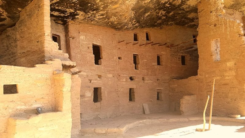 Spruce Canyon at Mesa Verde National Park