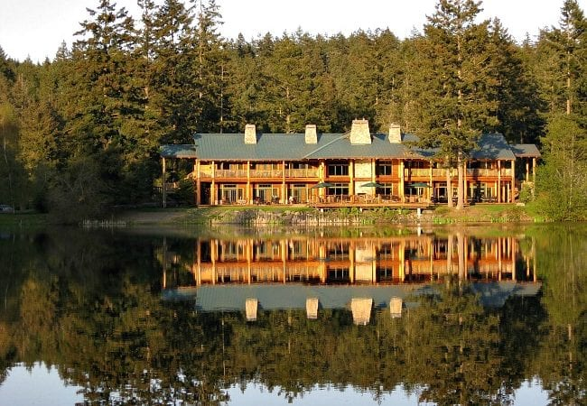 Washington's Lakedale Resort On San Juan Island Is My New