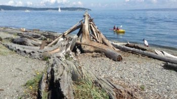 Bainbridge Island, Seattle Washington, Ferry Travel, RV Camping
