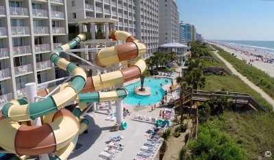 Crown Reef Beach Resort and Waterpark in Myrtle Beach has some great Black Friday deals.