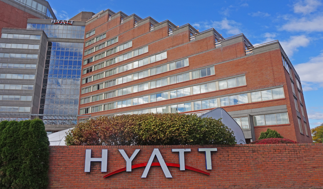 Hotel Review Hyatt Cambridge Overlooking Boston