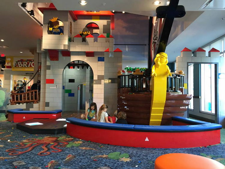 Inside the LEGOLAND Resort, Photo by Jennifer Acocella