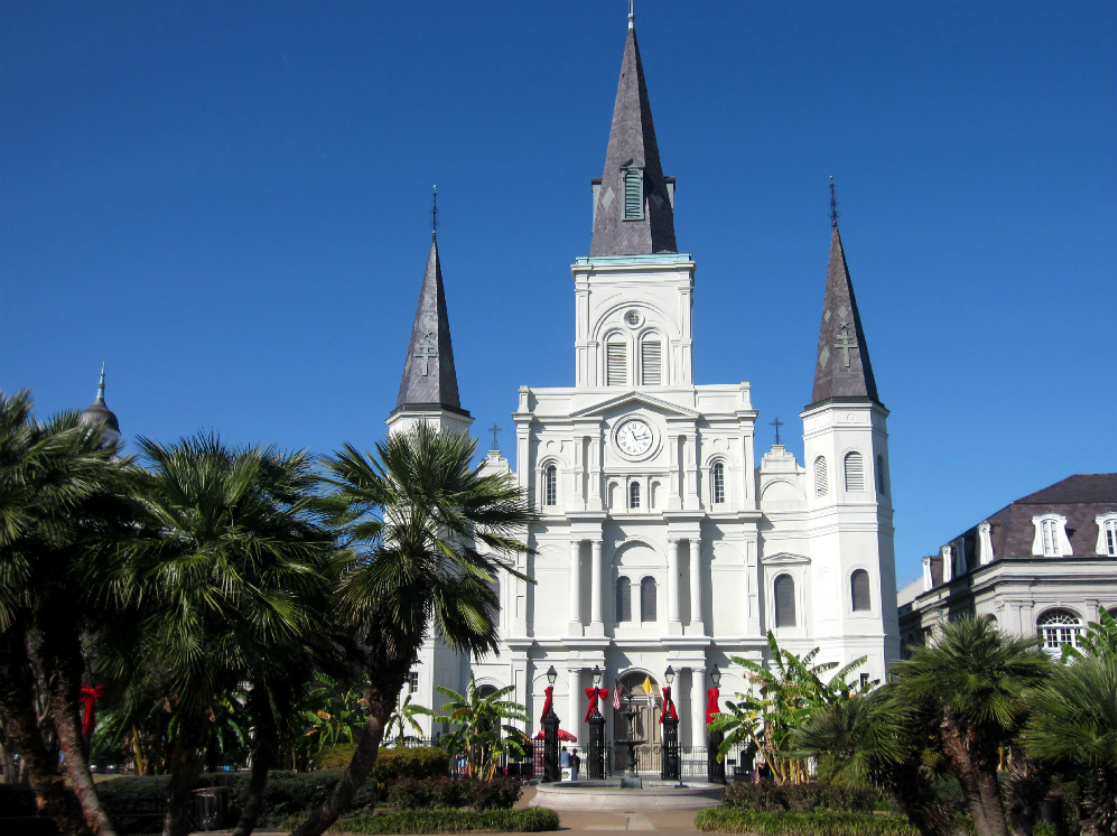 Follow Your Holiday Joy to New Orleans
