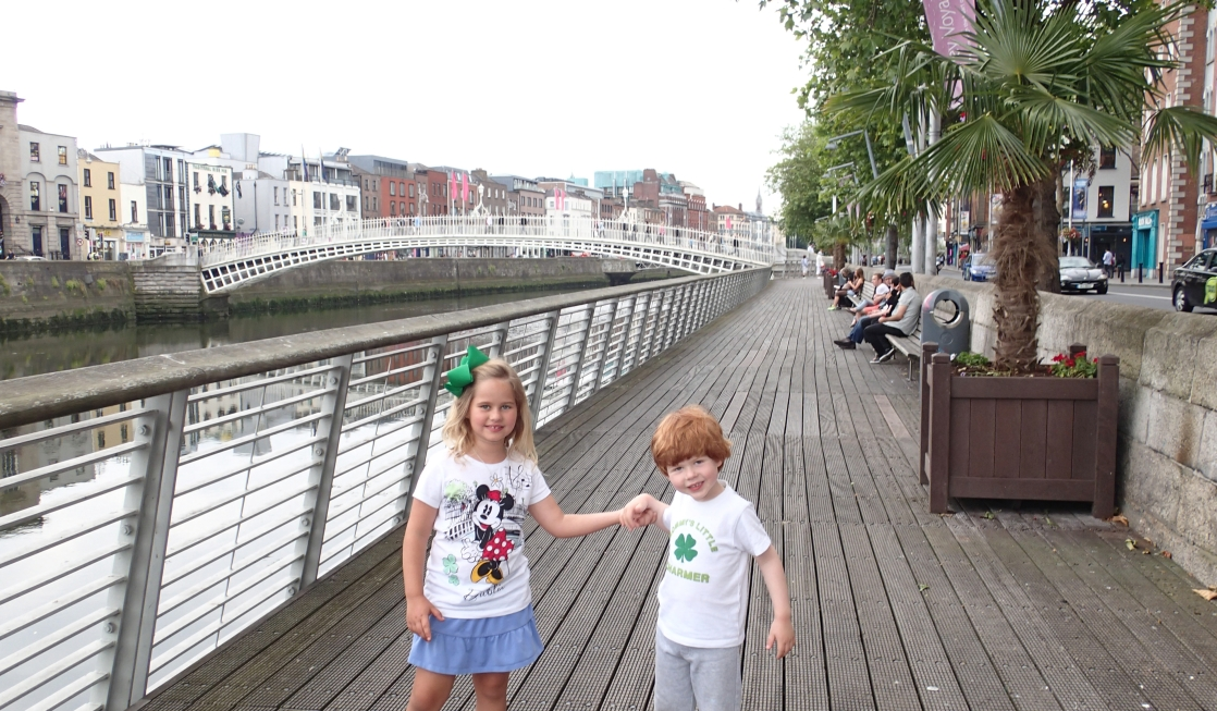 Family Fun in Dublin:  Why It's Worth the Trip