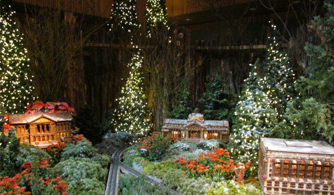 Wonderland Express Chicago Botanic-TMOM