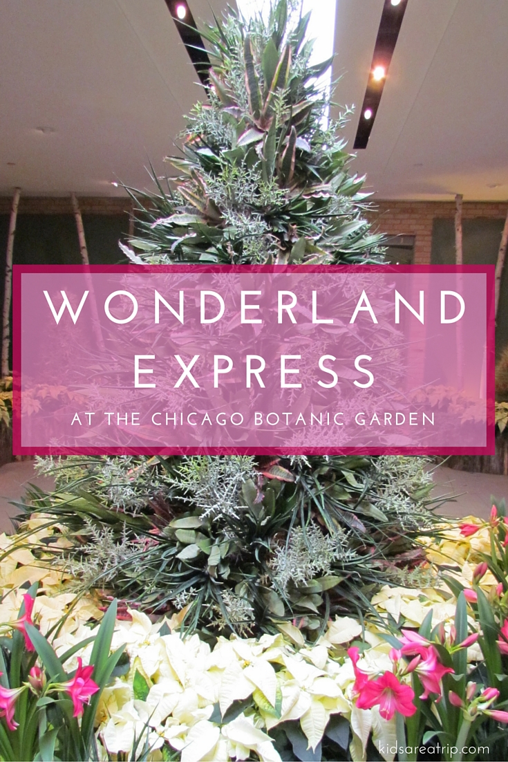 Wonderland Express at the Chicago Botanic Garden-TMOM