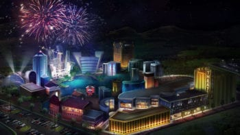 The Hunger Games franchise will be part of the new Avatron Park theme park near Atlanta.