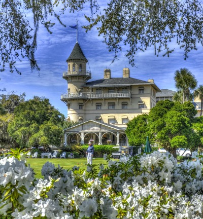 Vacation like the millionaires of years past at Jekyll Island Hotel.