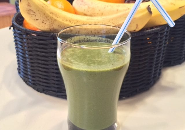 kale bliss smoothie