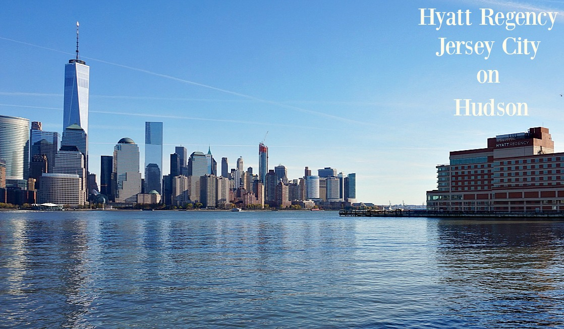 Hyatt Regency Jersey City on Hudson - photo by Yvonne Jasinski
