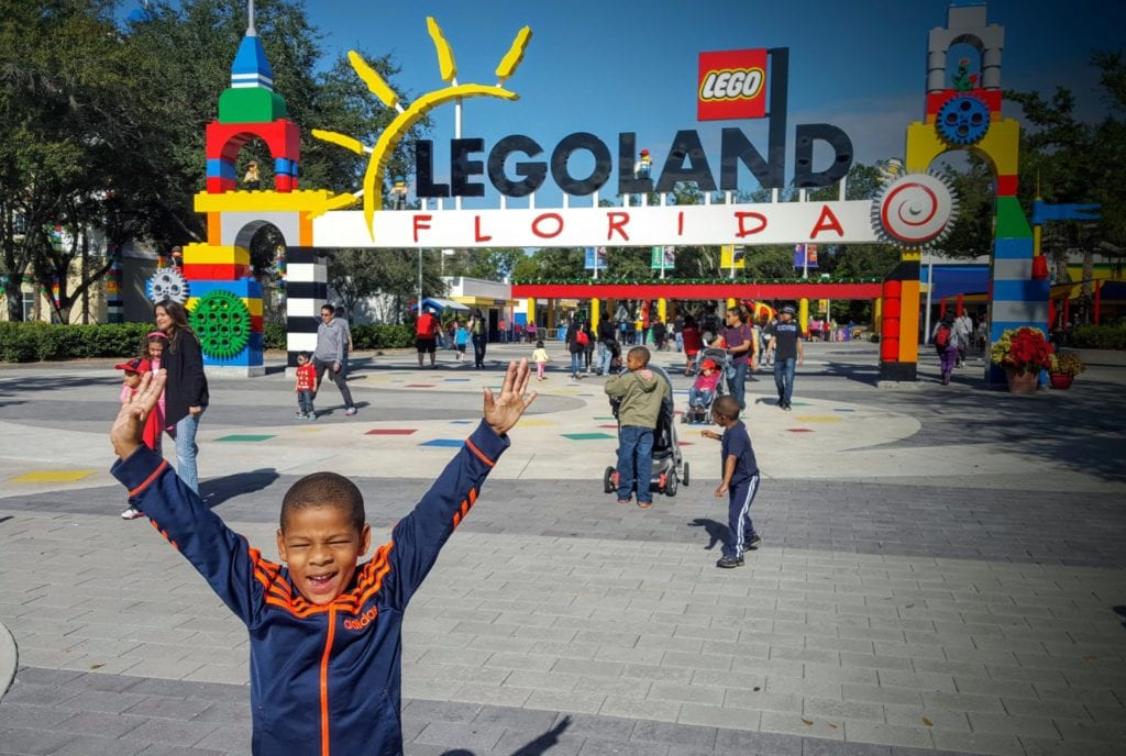 Check out Christmas Bricktacular at LEGOLAND Florida this year.