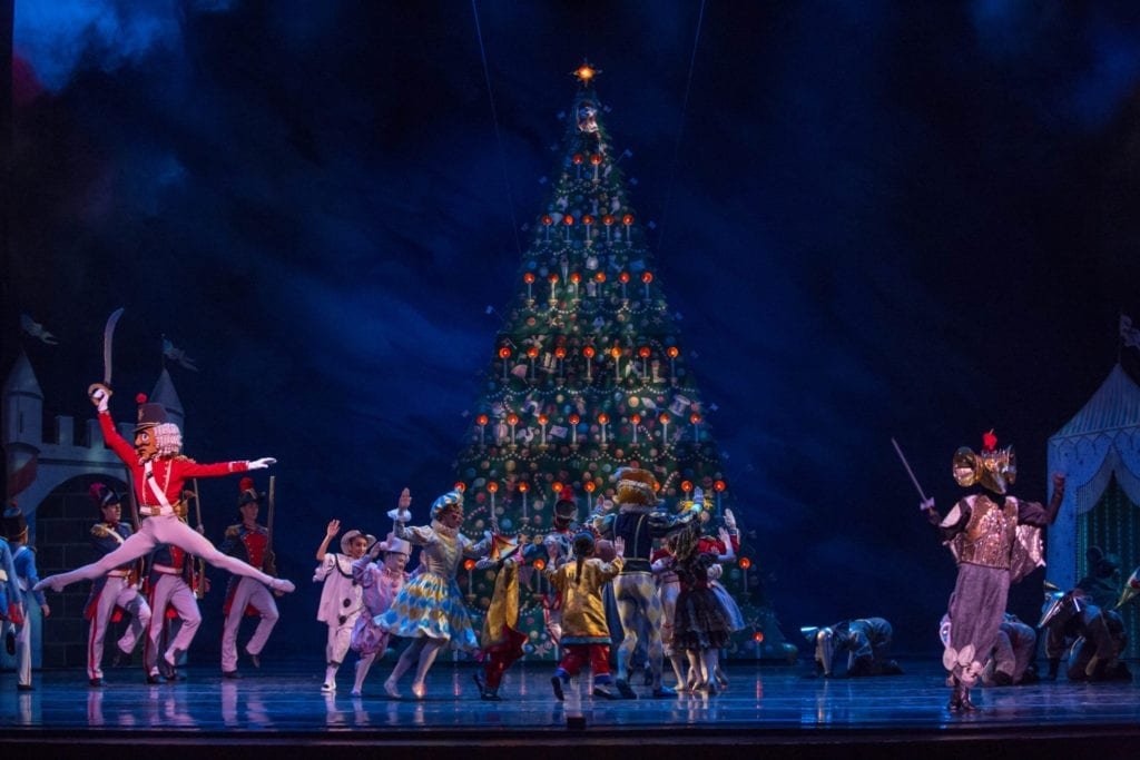 "Photo courtesy of Cheryl Mann The Joffrey Ballet's ""The Nutcracker"" is a Chicago classic."
