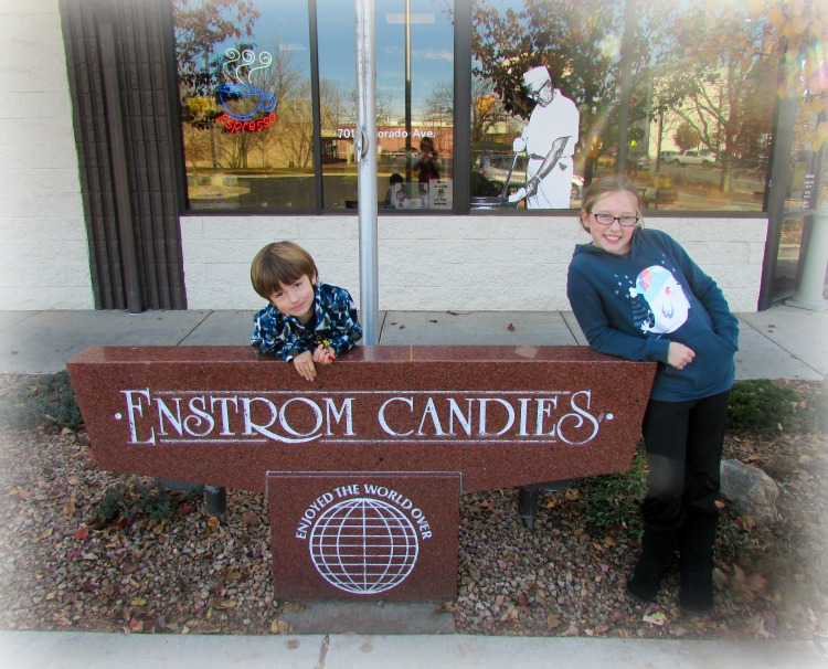 A Visit to Enstorm Candies World Famous Toffee