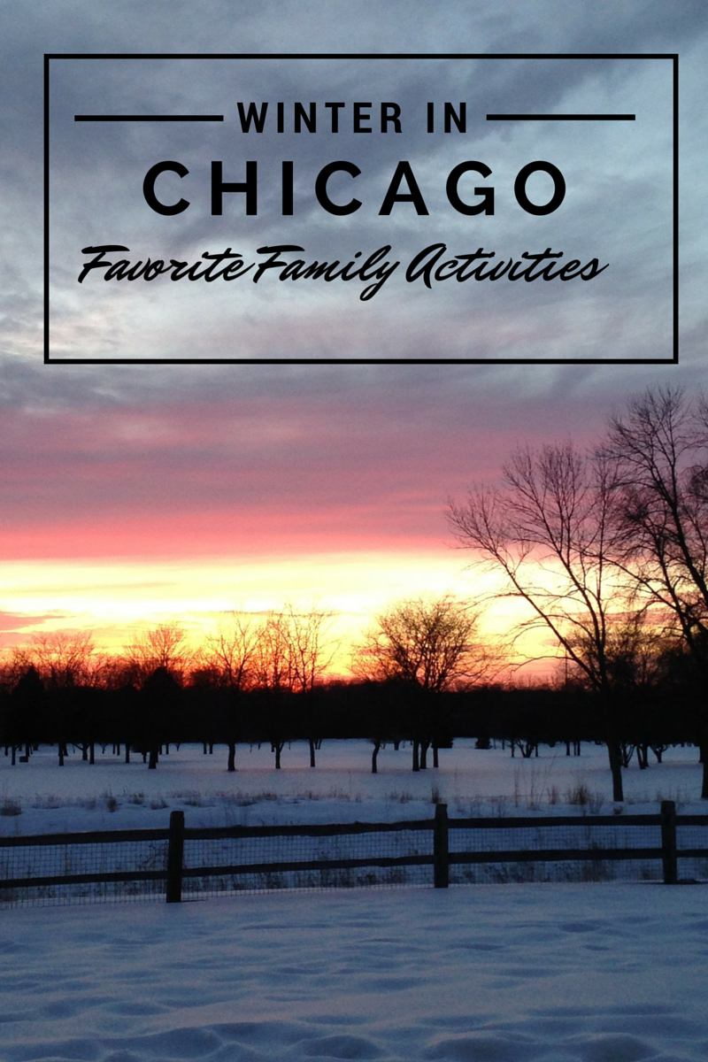 Chicago in Winter Favorite Family Activities-TMOM