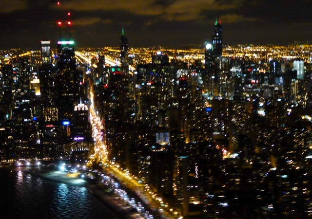 Things to do in Chicago: See the skyline from the sky!