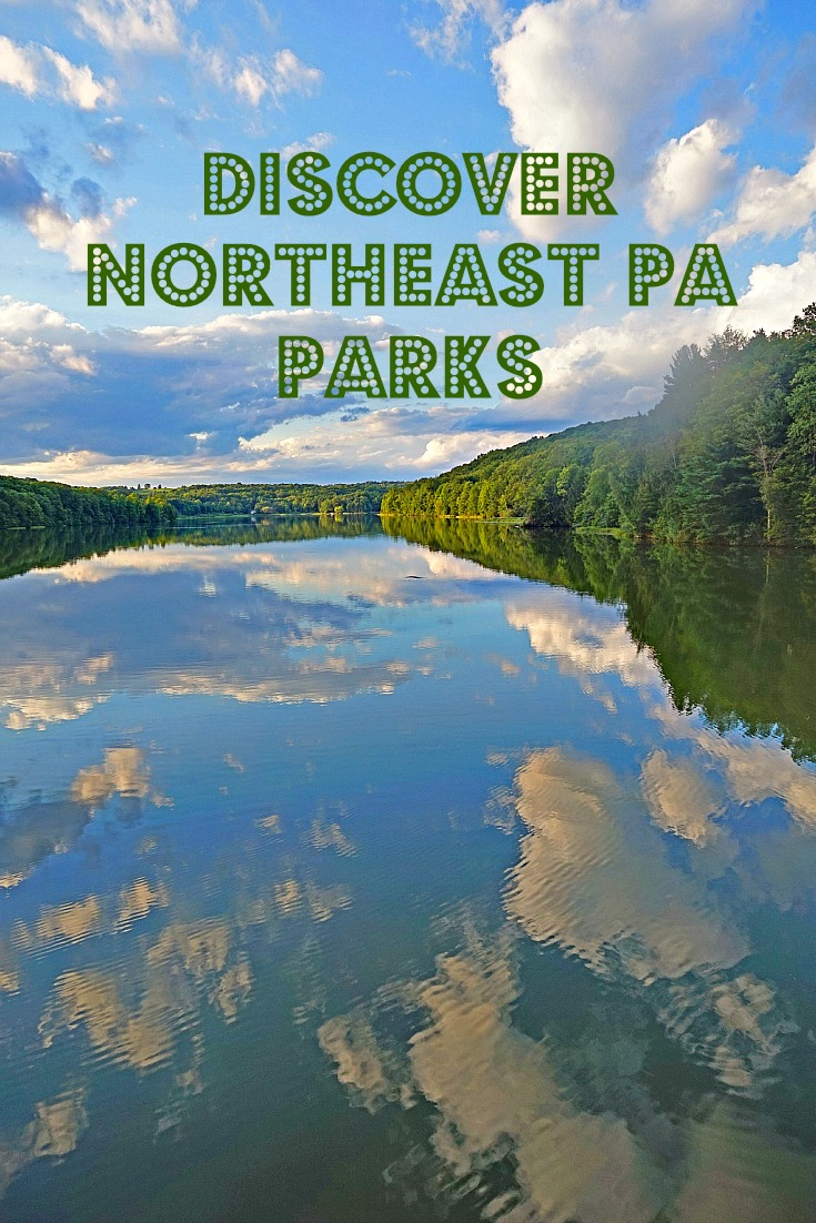 Northeast Pennsylvania Parks - Lackawanna State Park - photo by Yvonne Jasinski Credit Card Traveling Mom