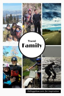 Traveling with your family is the absolute best gift you can give yourselves! Photo Credie: Susie Kellogg, Unstoppable TravelingMom