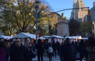 Holiday Market, Seasonal Market, Union Square, Columbus Circle, Bryant Park, Grand Central, Astoria Market, Brooklyn Flea