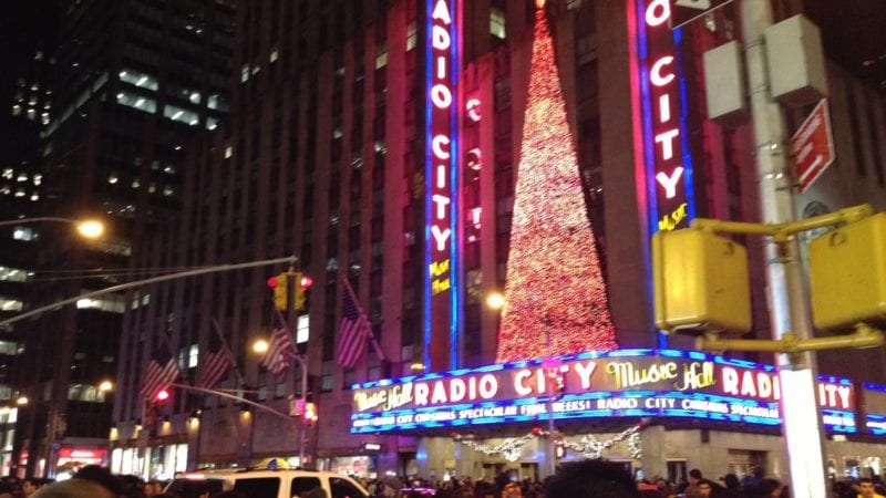 New York City is still magical after Christmas