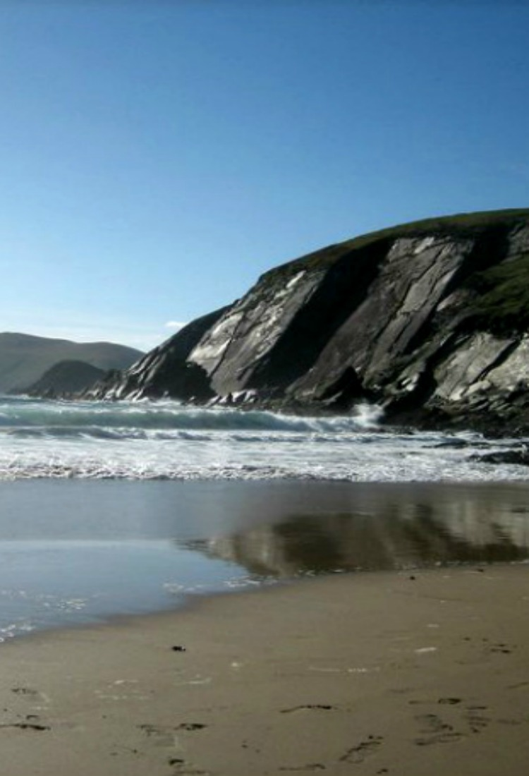 Beaches of the Dingle Peninsula, Photo by Terri Marshall, Globetrotting Traveling Grandmom
