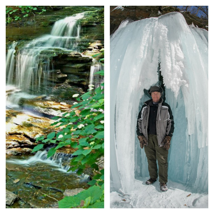 Pennsylvania Parks, Ricketts Glen State Park - photos courtesy of Jakub Jasinski