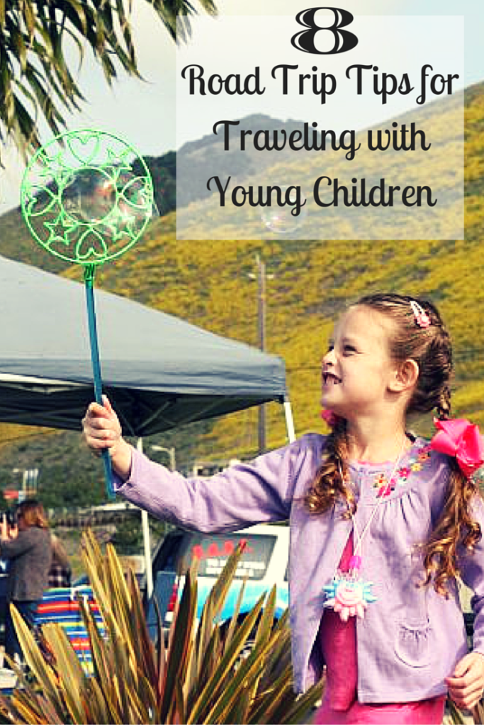 Road Trip Tips for Traveling with Young Children