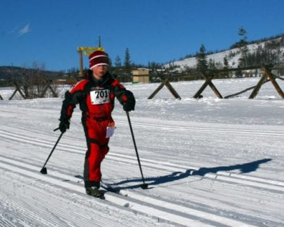 Skiing tailored to all age and skill levels. Photo credit: YMCA of the Rockies.