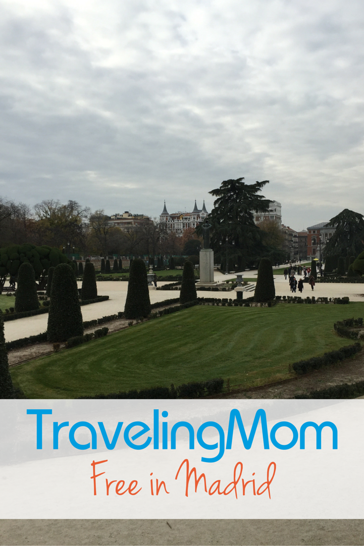 Free in Spain: Madrid, the Capital City