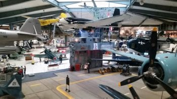 Free Fun at the Naval Aviation Museum!
