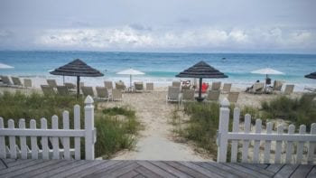 Seven Stars Resort is an oceanfront resort with amazing beach access.