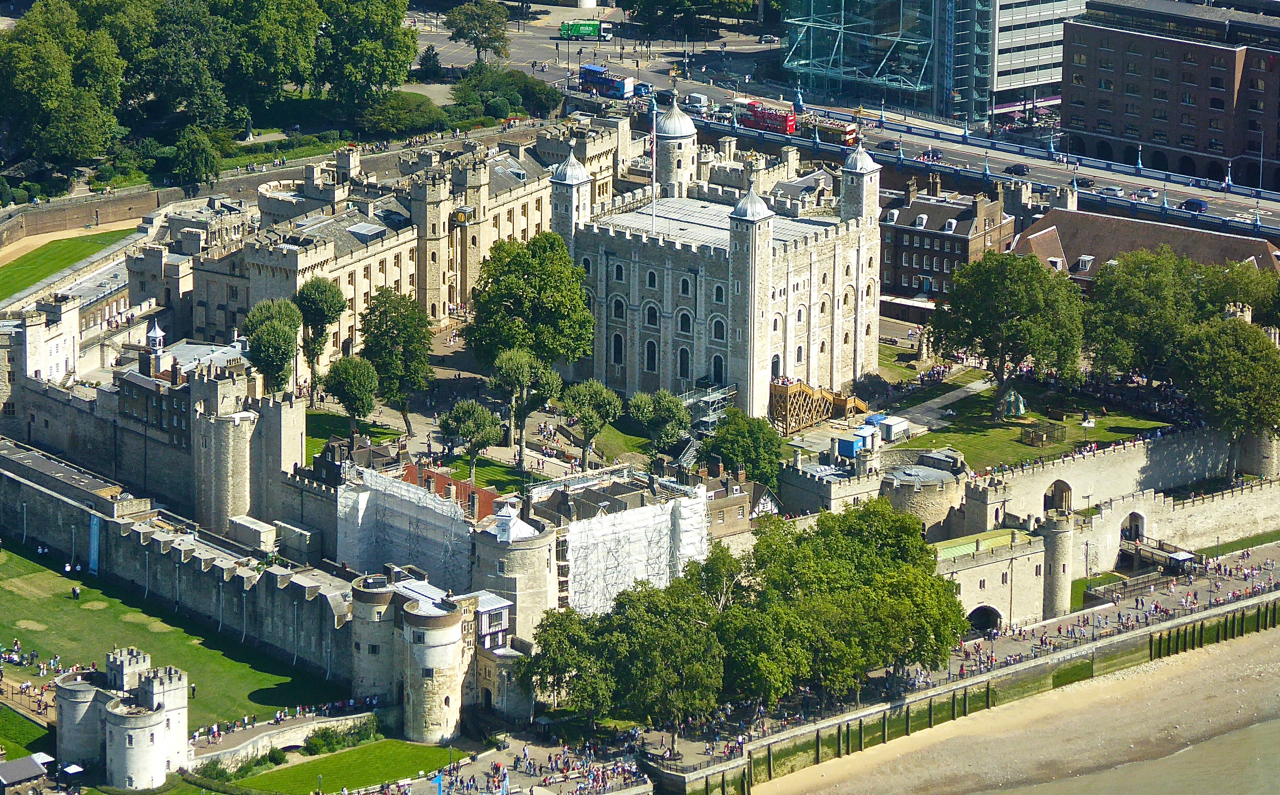 Touring the Tower of London: A Thousand Years of History