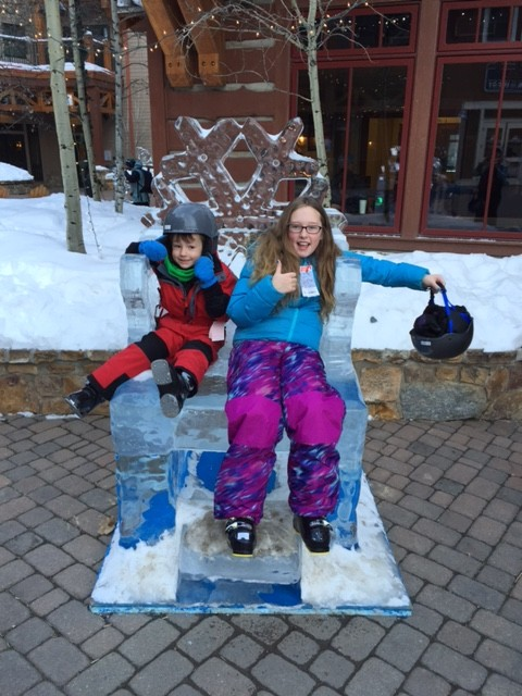 Crested Butte Ice Sculptures