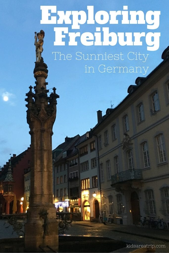 Exploring Freiburg the Sunniest City in Germany