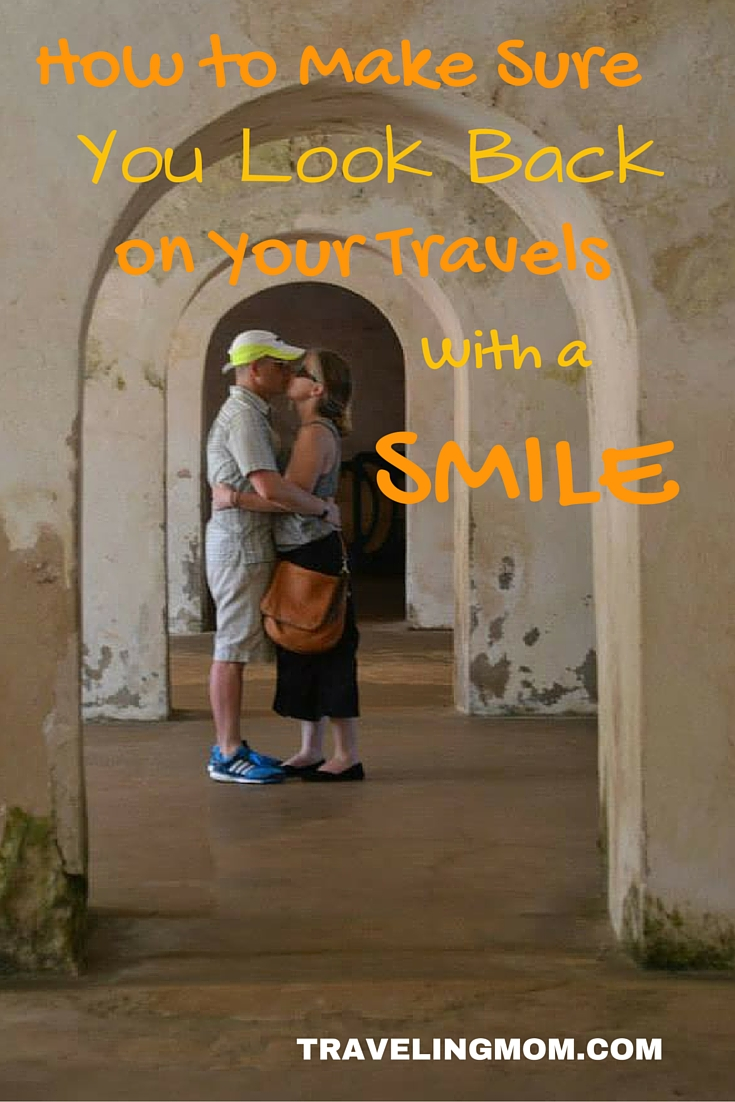 travels with a smile