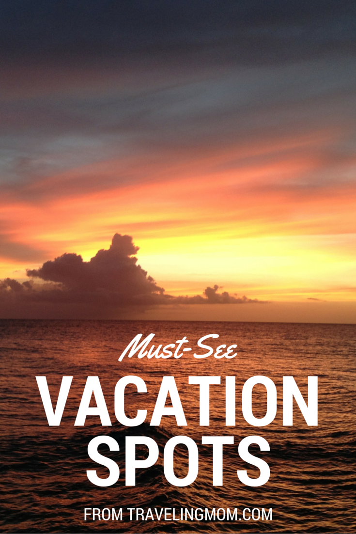 Take your kids to these must see vacation spots in 2016 for Good us vacation spots