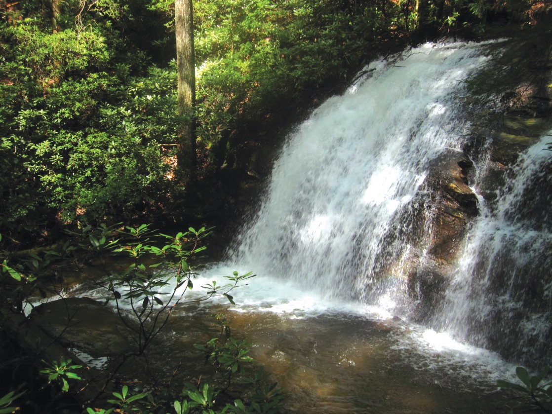 Free Hikes, Waterfalls and Art in Blue Ridge, Georgia