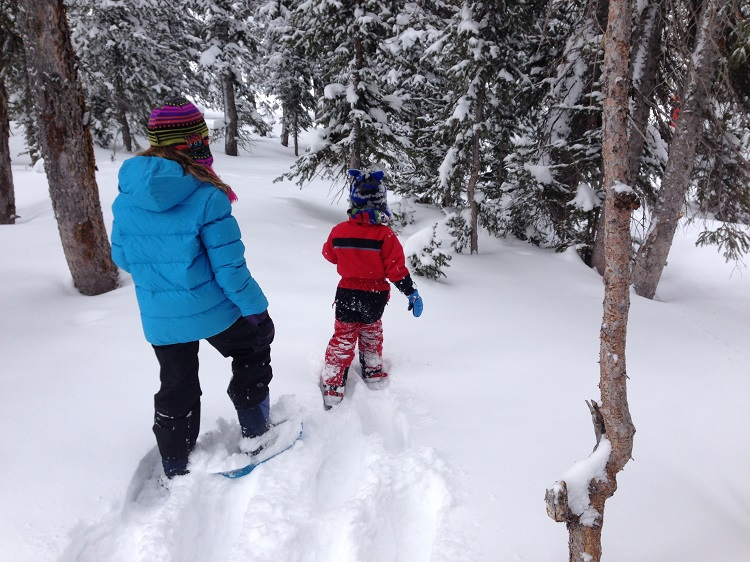 Reasons Your Family Will Love Snowshoeing on Grand Mesa
