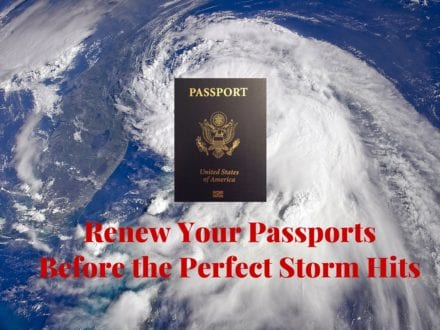 Renew Your Passports