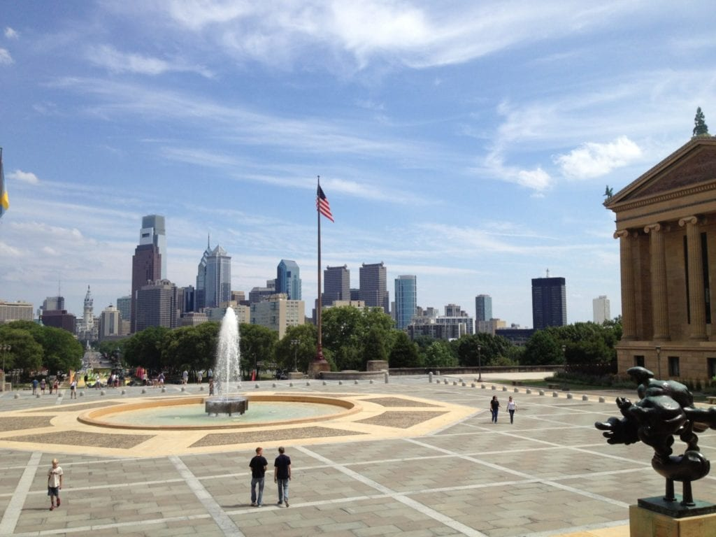 TIP: The secret is out: Philadelphia is a foodie destination. Photo Credit: Sarah Ricks / Philadelphia TravelingMom