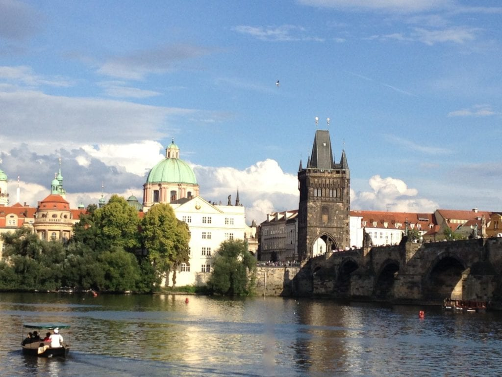 One of the top TravelingMom destinations is Prague. TIP: A great destination for teens and tweens, and easier than you'd think because many people in the touristed area speak English. Photo Credit: Sarah Ricks / Philadelphia TravelingMom