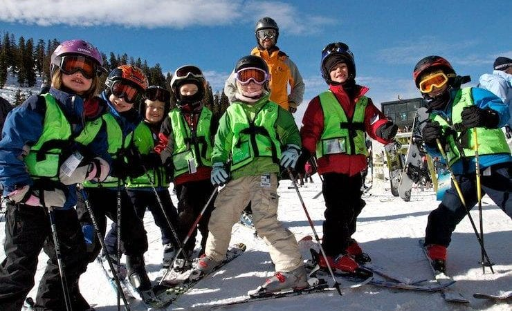 654a46715a78 Tips for Putting Your Kids in Ski School