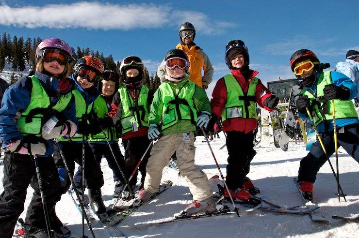 Tips For Putting Your Kids In Ski School Traveling Mom