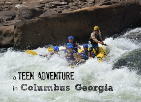 Teen Adventure in Columbus Georgia