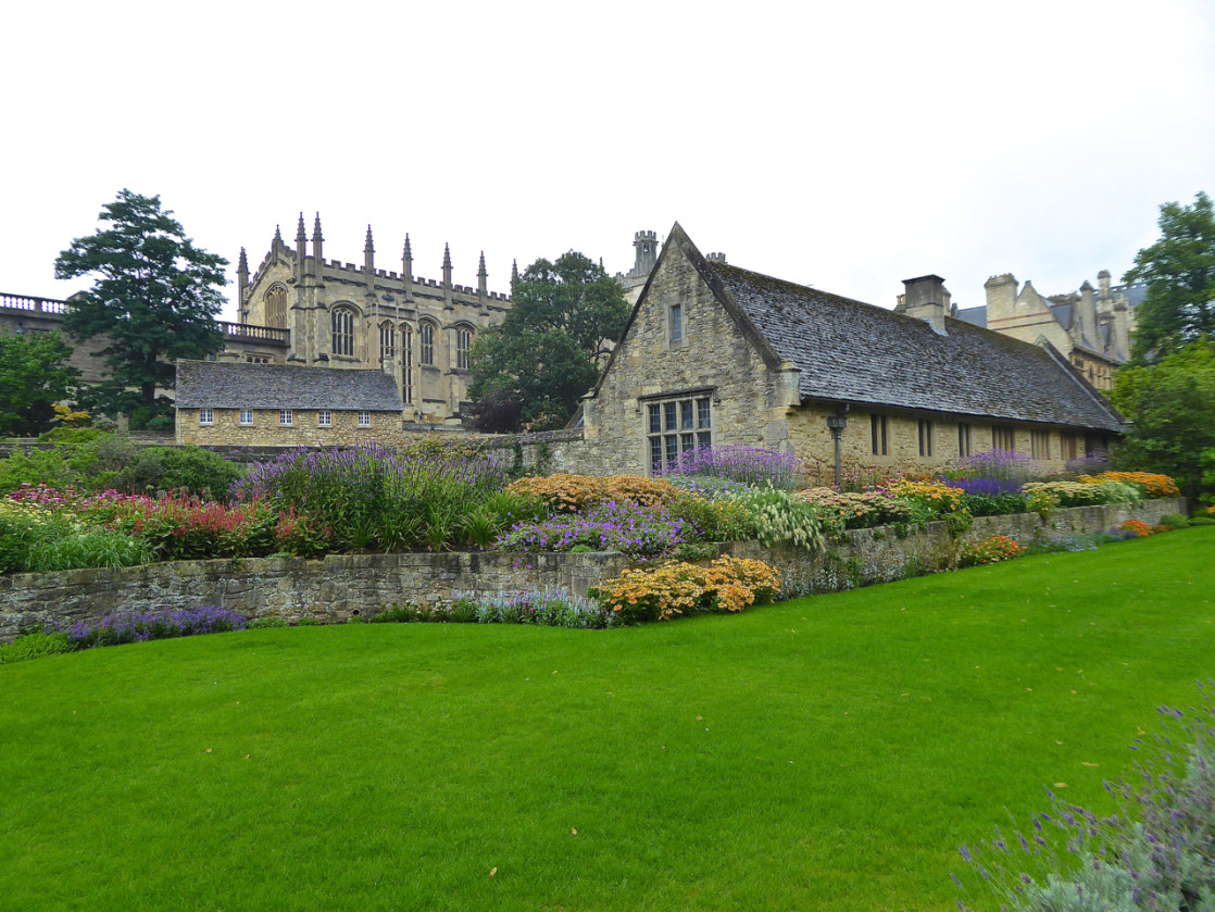 Oxford is one of the best literary spots for children in England.