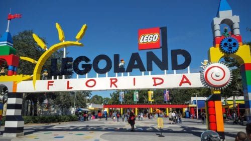 Check out the new LEGO 4D movie at LEGOLAND Florida Resort in 2016.