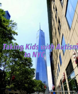 Taking Kids with Autism to NYC