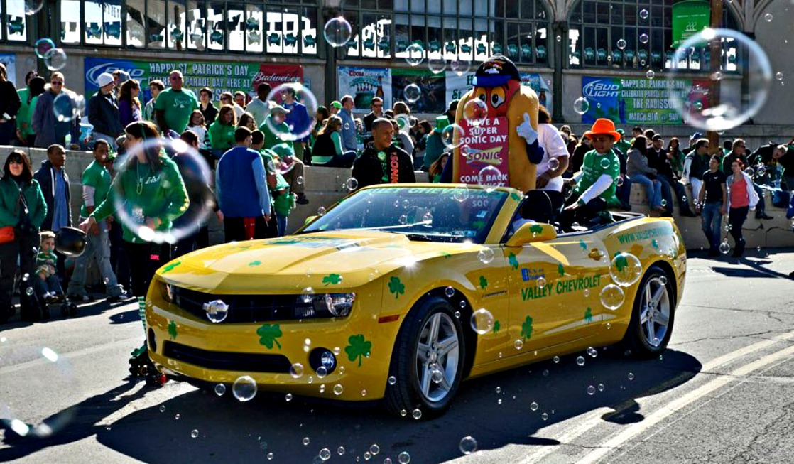 Saint Patrick's Parade in Scranton, Pennsylvania – Time to Celebrate!