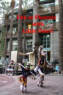Eagle Dance at Hyatt Regency Scottsdale
