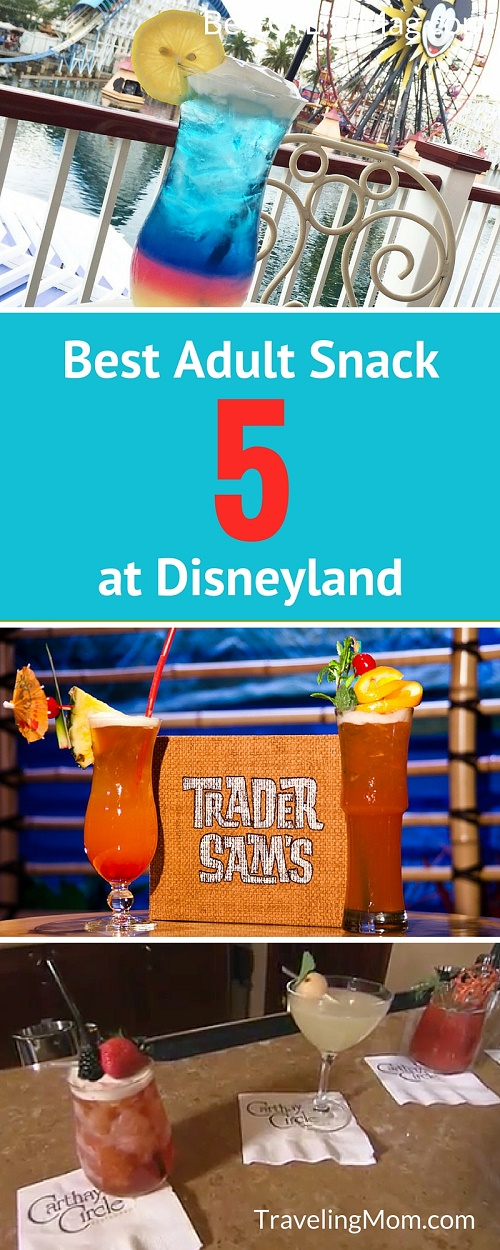 5 Best Adult Snacks at Disneyland