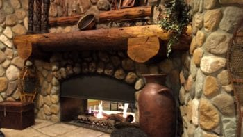 Crested Butte The Grand Lodge Lobby fireplace_feature